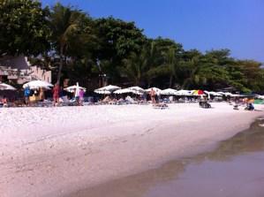 The Hat Sai Kaeo beach, Ko Samet
