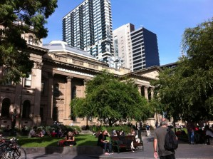 State Library, Melbourne