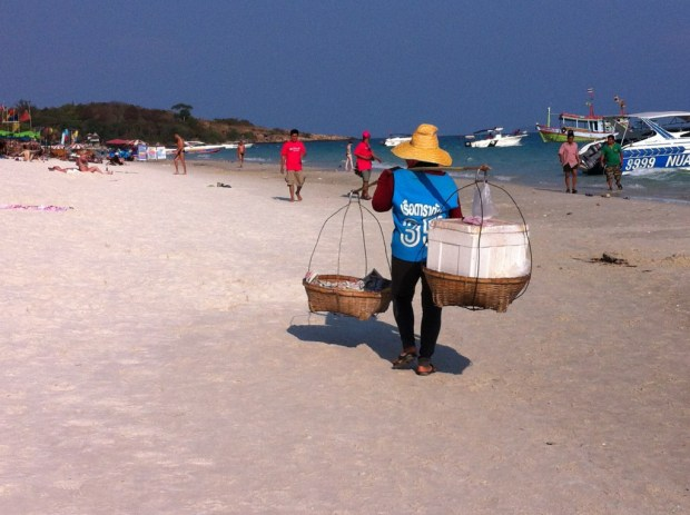 Hat Sai Kaeo beach, Ko Samet beaches photo tour
