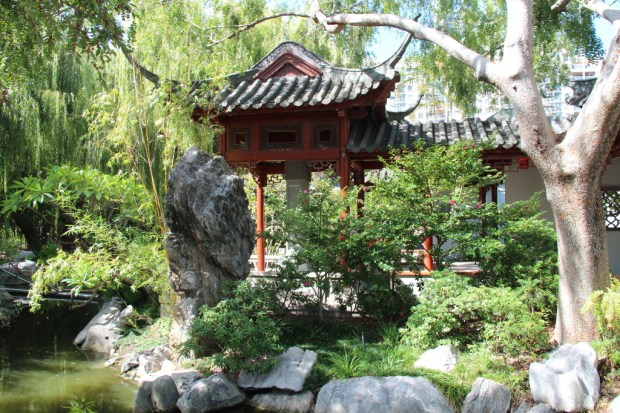 Sydney walking itinerary: Chinese Garden