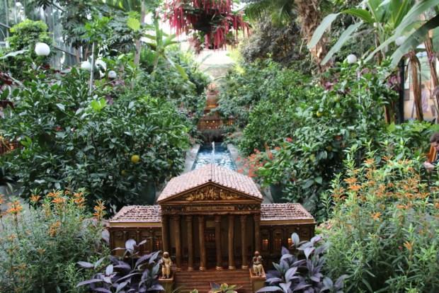 US Botanic Garden, Capitol Hill, Washington DC