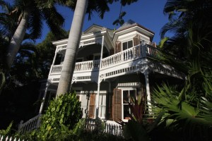Dreaming about travel: a Key West villa
