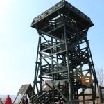 Bird-watching tower, Slowinski National Park