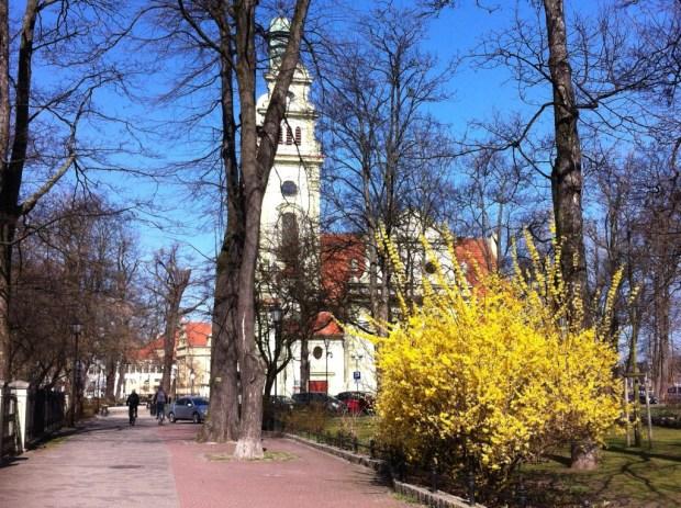 Kosciol Zbawiciela church, Sopot