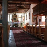 Church of Wicko, Poland