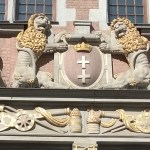 Details in Great Armory, Gdansk