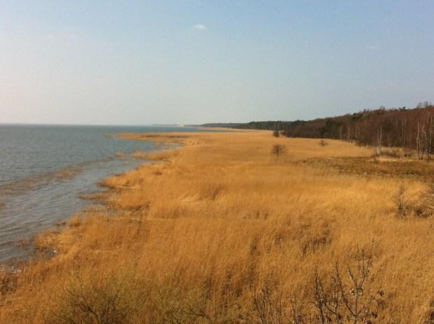 Lake Lebsko, Slowinski National Park