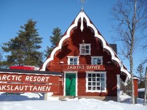 Santa's Office, Saariselkä
