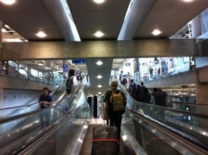 Finding the Bangkok Airport Train
