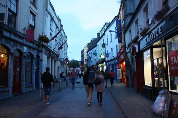 Galway, Road trip in Ireland