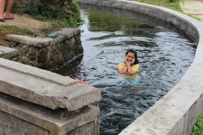 Cooling water, Day Trip to West Bali