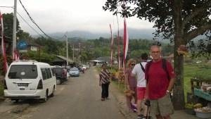 Jatiluwif village, Bali day trip by car