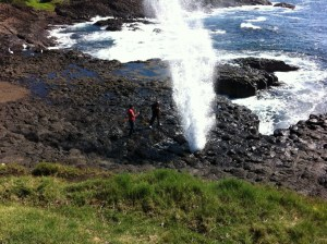 Kiama little blowhole