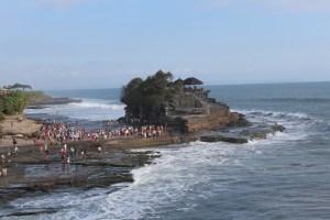 Pura Tanah Lot, Bali dy trip by car