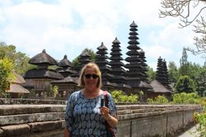Visiting Pura Taman Ayun, Bali day trip by car