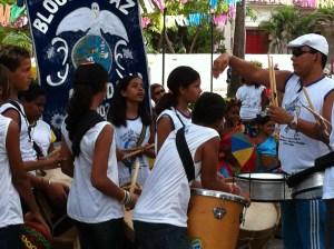 Olinda Carnival parade instructions