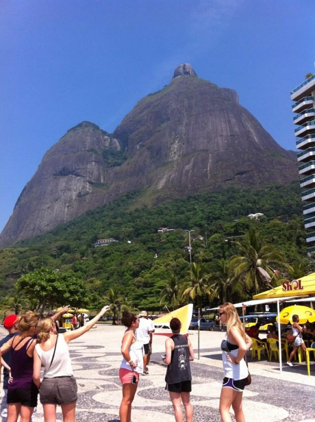 Praia de Sao Conrado sightseeing in Rio de Janeiro