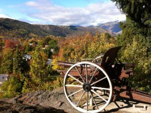 Arrowtown view