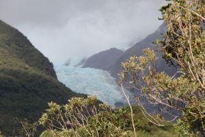Franz Joseph Glacier New Zealand
