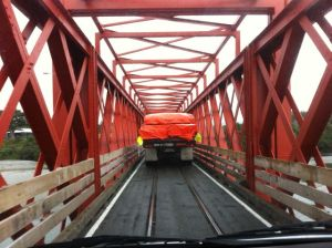 Greymouth bridge