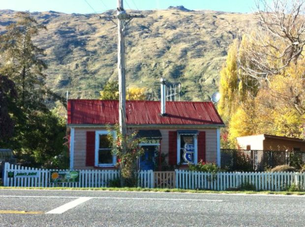 Queenstown day trips by car, Kingston