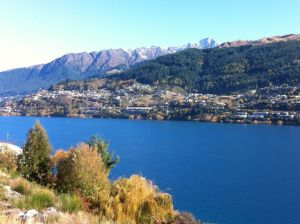 Queenstown from Kelvin Heights