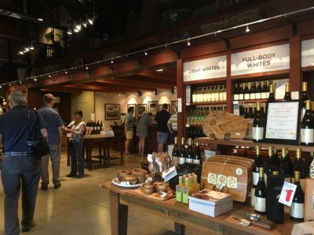 Beringer Vineyards tasting Napa Valley