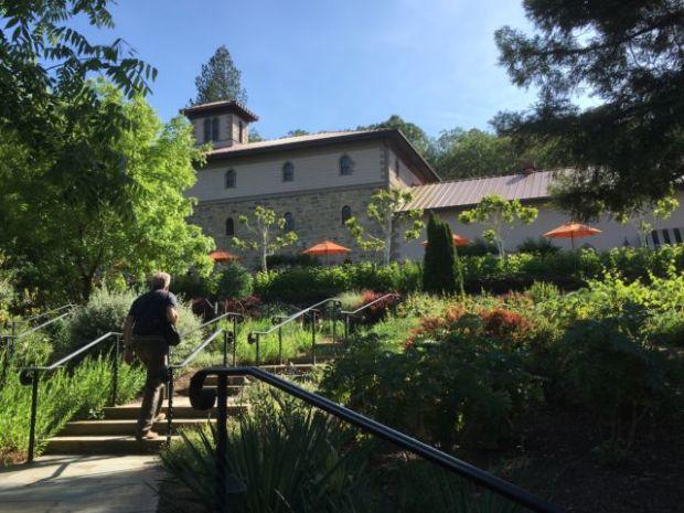 Beringer Winery Napa Valley