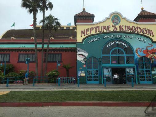 Neptune's Kingdom, Santa Cruz