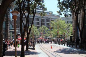 San Fransisco business center