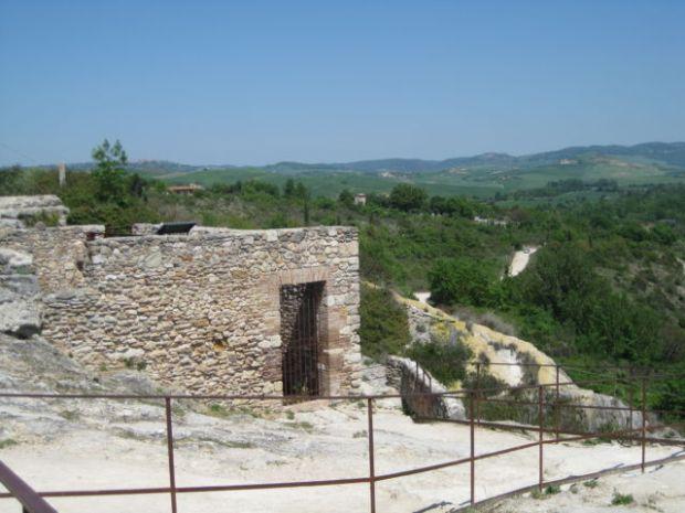 Agriturismo holiday in Tuscany, Bagno Vignoni