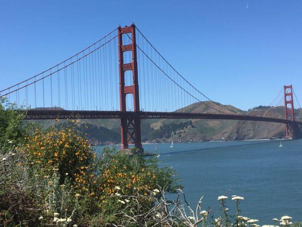 Golden Gate Bridge San Francisco Sightseeing