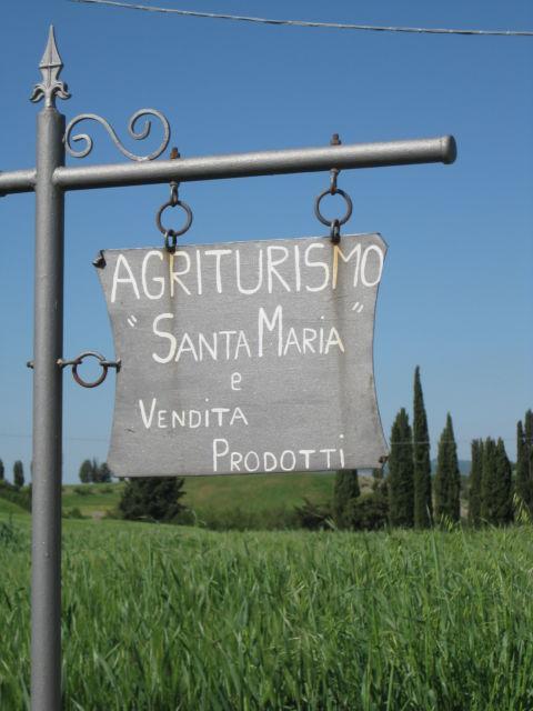 Tuscany agriturismo