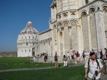 Tuscany Scenic Drive Pisa Duomo