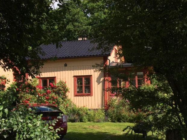 Djurgården villa Blockhusudden