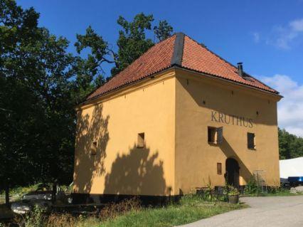 Kruthus, Stockholm
