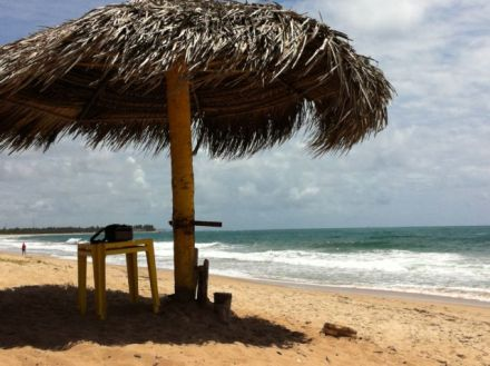 Porto de Galinhas sandy beach