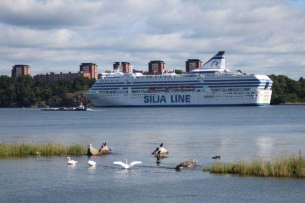 Silja Line Stockholm