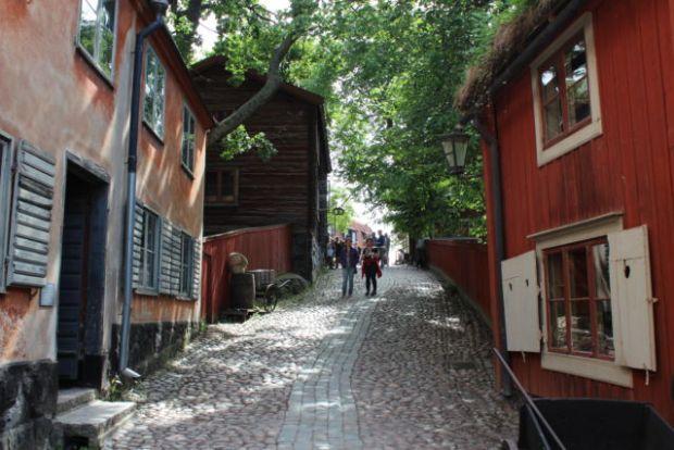 Skansen, Stockholm