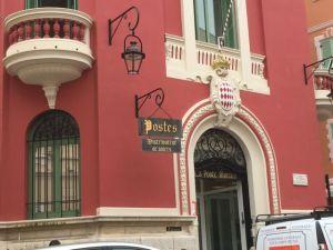 Monaco-Ville house
