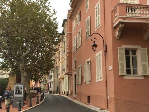 Old town in Monaco