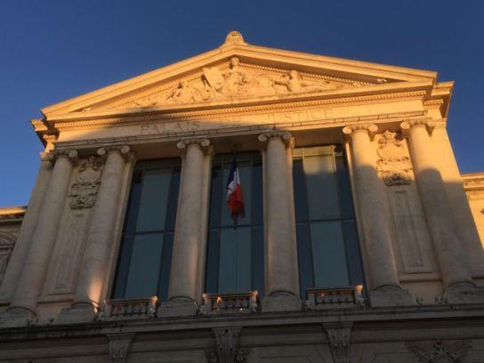 Palais de Justice, Nice