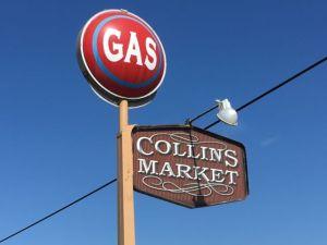 Los Alamos California Gas station