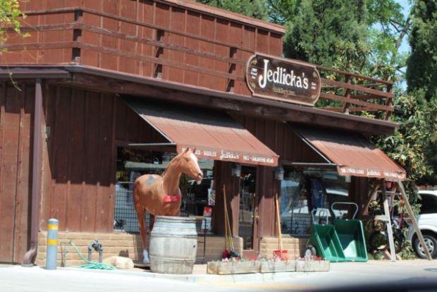 Los Olivos California Jedicka's Store
