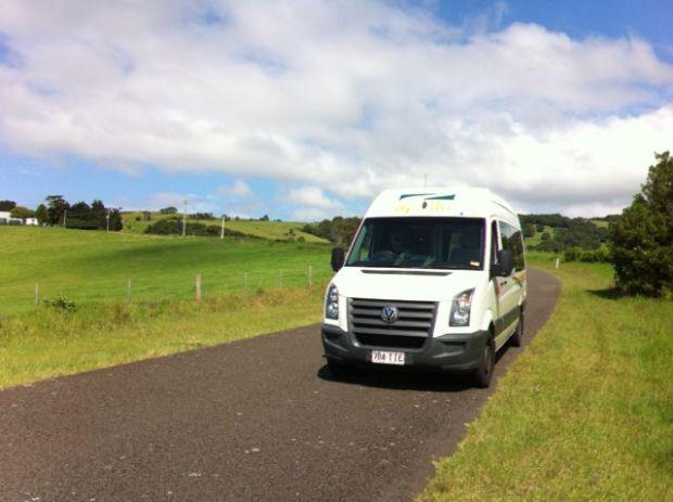 Melbourne to Sydney drive in a campervan