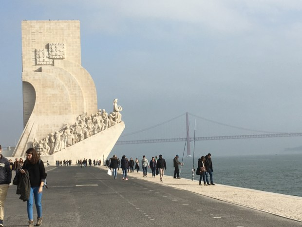 Belem Monument to the Discoveries