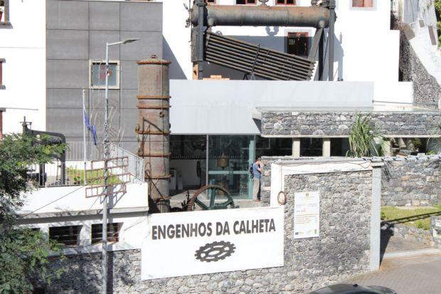Calheta Madeira sugar mill