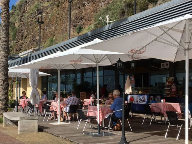 Calheta Marina restaurant