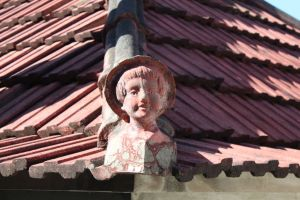 Calheta roof ornament