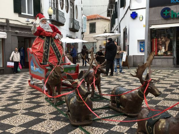 Funchal Santa Claus